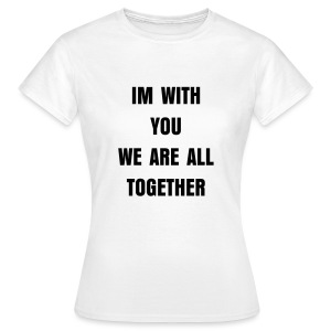 Together white - Women's T-Shirt