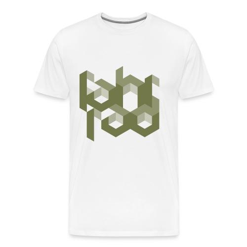 ... fahr Rad ... - Männer Premium T-Shirt
