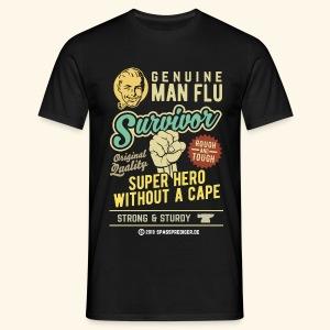 Man Flu Survivor T-Shirts - Männer T-Shirt