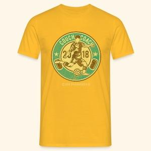 Couch Coach 2018 T-Shirts - Männer T-Shirt