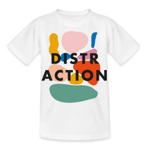 Distraction - Kids - T-shirt Enfant