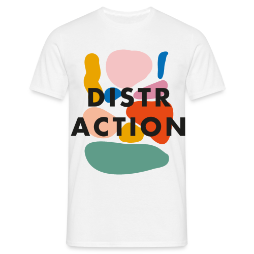 Distraction - T-shirt Homme