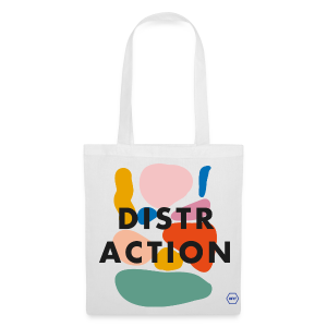 Distraction - Tote Bag - Tote Bag