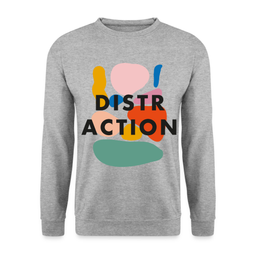 Distraction - Sweat-shirt - Sweat-shirt Homme