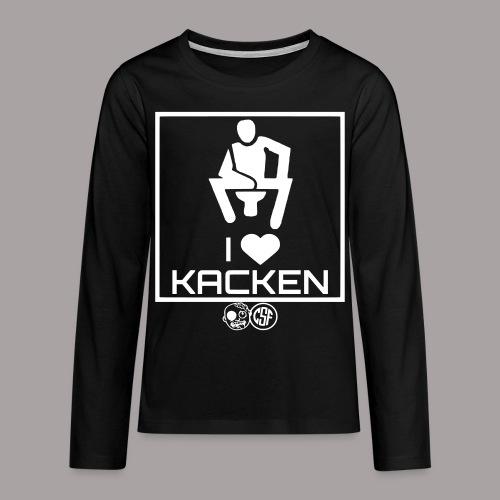 I Love Kacken