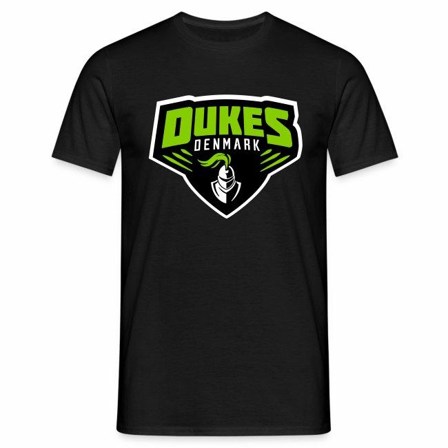 DukesDenmark t-shirt med NAVN på