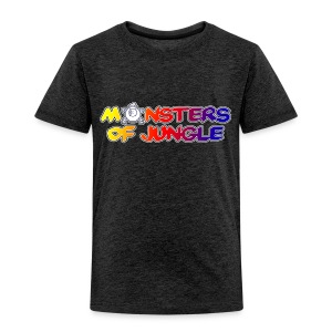 Teenager T-Shirt Acid Monstahz - Kinder Premium T-Shirt