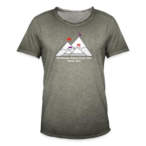 Men's Vintage T-Shirt - Men's Vintage T-Shirt