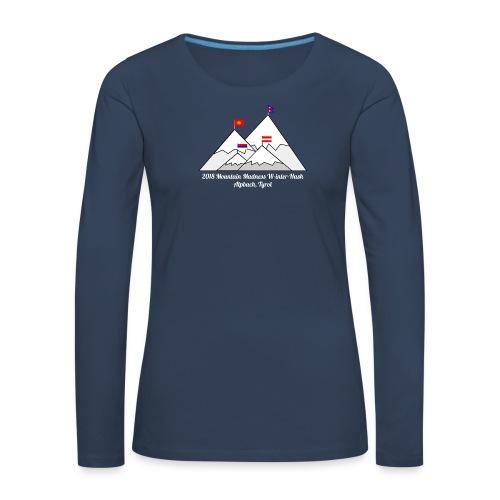 Ladies' Premium Longsleeve - Women's Premium Longsleeve Shirt