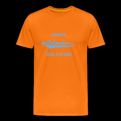 MetalMakers Official T - T-shirt Premium Homme
