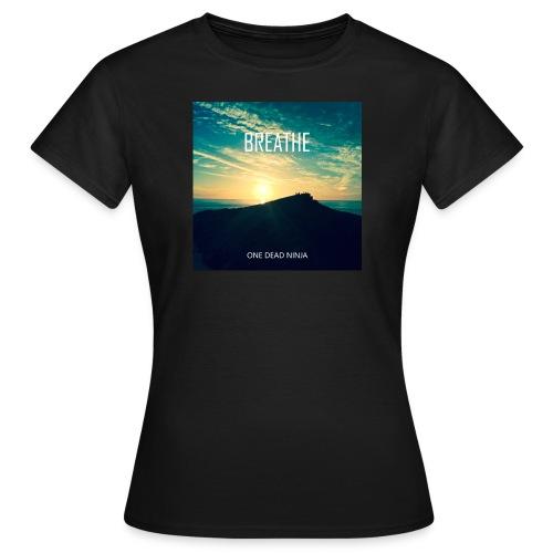 Women's 'Breathe' T-shirt - Women's T-Shirt