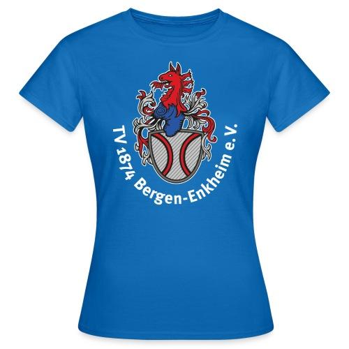 T-Shirt Frauen farbig 2 - Frauen T-Shirt