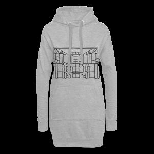 Waschmaschine (Kanzleramt) - Hoodie-Kleid