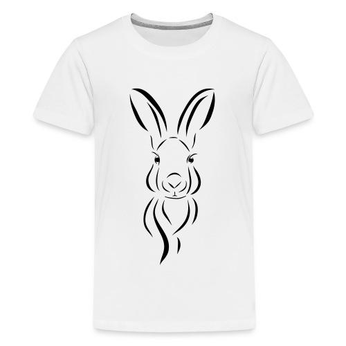 Karl Kurve - Teenager Premium T-Shirt