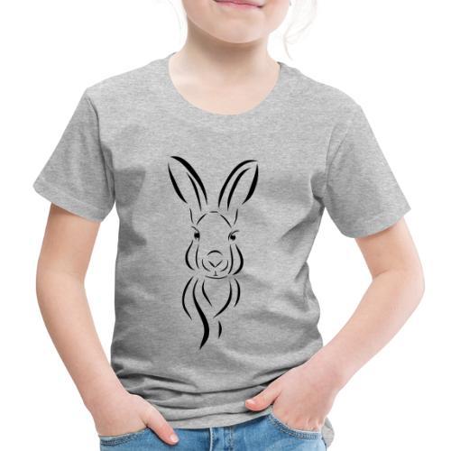 Karl Kurve - Kinder Premium T-Shirt