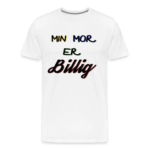 Bar' Billig T-Shirt - Herre premium T-shirt