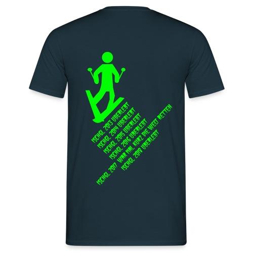 Ischgl 2013-18 Weltretter - Männer T-Shirt