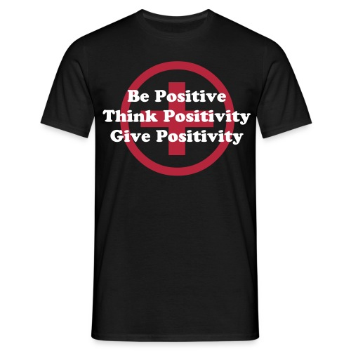 Positivity - Men's T-Shirt