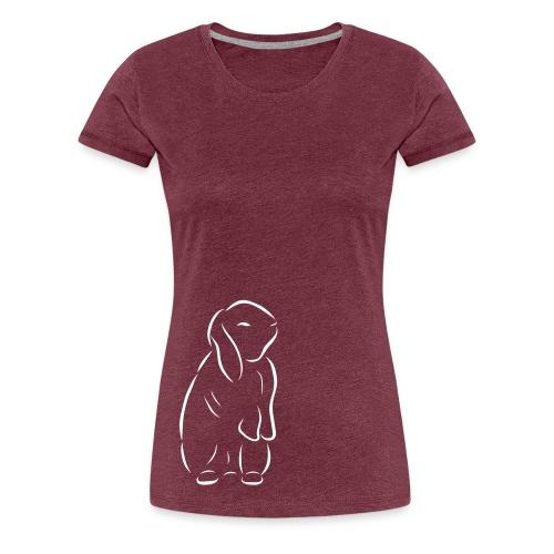 Schlappie - Frauen Premium T-Shirt