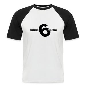 Save 6 Music - Men's Baseball T-Shirt