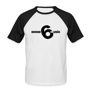 Save 6 Music - Men's Baseball T-Shirt