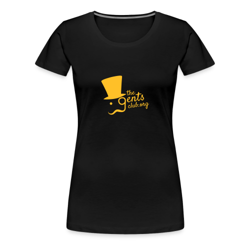 Official T-shirt for Women - Women's Premium T-Shirt