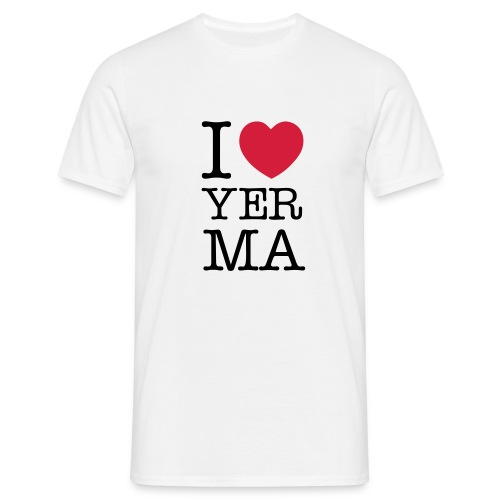 I Love Yer Ma - Men's T-Shirt