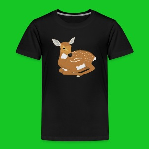 Hertenjong kinder t-shirt - Kinderen Premium T-shirt