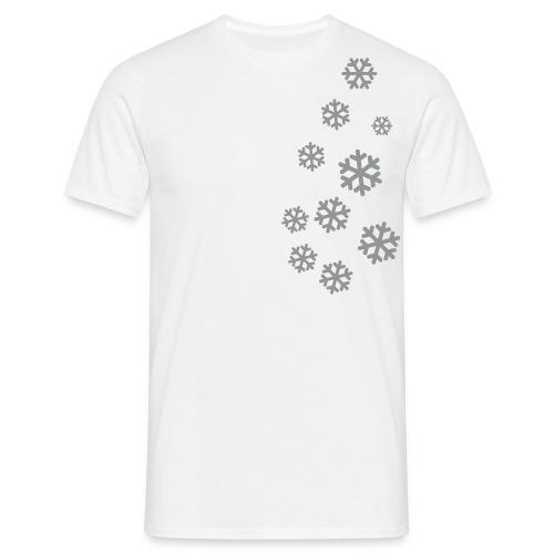 Vinteren 97' (Gutt) - T-skjorte for menn