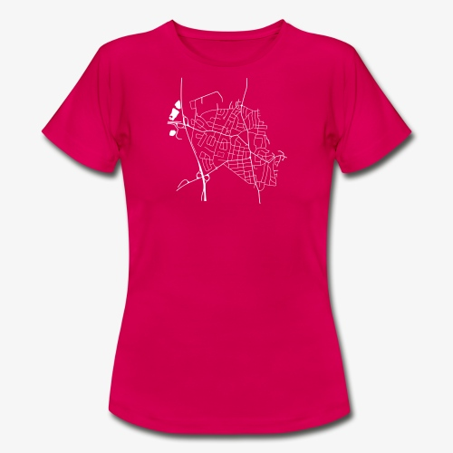 Where the Streets have no names! - Frauen T-Shirt