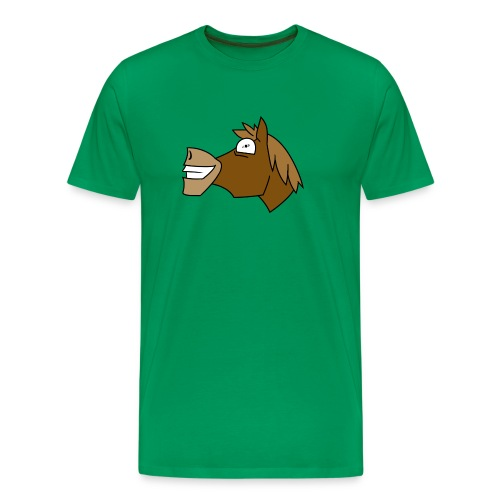 Male Horse Tee (2018) - Men's Premium T-Shirt