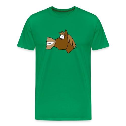 Male Horse Tee (2018) - Men's Premium T-Shirt