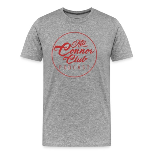 Male Kill Connor Club Logo Tee (With Ring) (2018) - Men's Premium T-Shirt