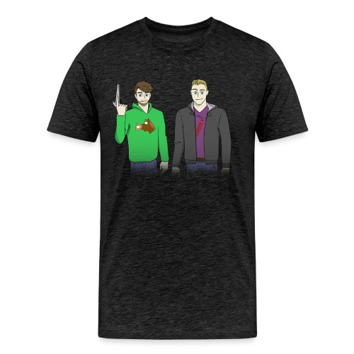 Male Kill Connor Club Character Tee (2018) - Men's Premium T-Shirt