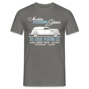 SoCalif Plating Truck (For Dark shirts) - Men's T-Shirt