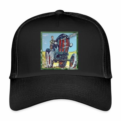 Cape mit Traktor - Trucker Cap