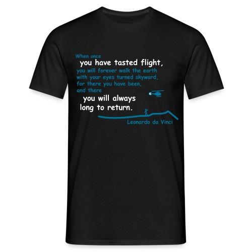 Leonardo da Vinci - Männer T-Shirt