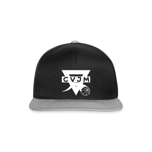 Snapback CVJM Logo - Snapback Cap