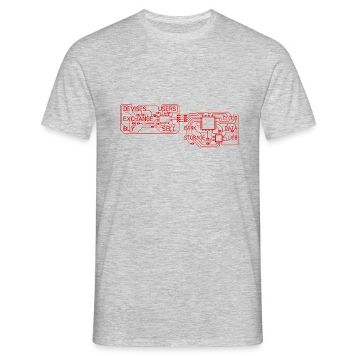 Sell Buy My Money - Men's T-Shirt
