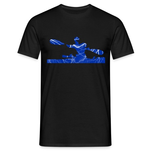 Camiseta hombre logo Rayos - Camiseta hombre