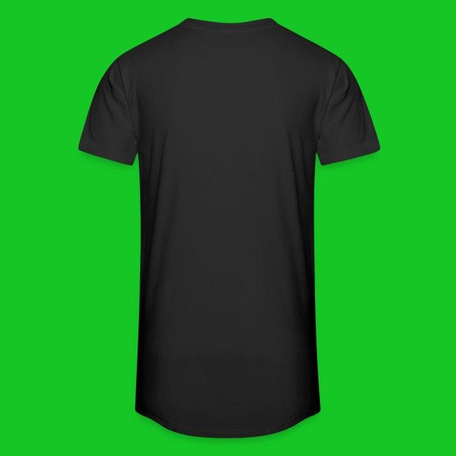 Slapende vingers mannen t-shirt