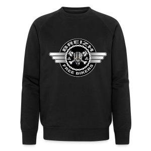 Breizh Bikers - Sweat-shirt bio Stanley & Stella Homme