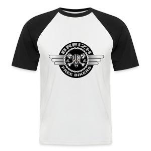 Breizh Bikers - T-shirt baseball manches courtes Homme