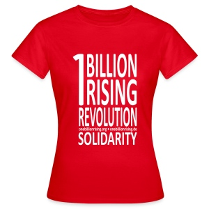 Solidarity - Frauen T-Shirt