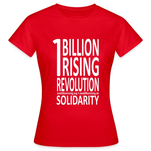 Solidarity - Frauen T-Shirt