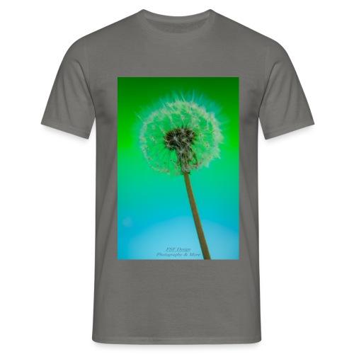Pusteblume by FSF Design - Männer T-Shirt