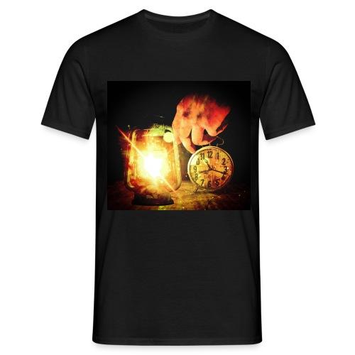 Flame by Shane - Männer T-Shirt