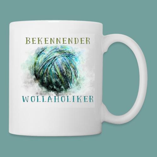 Bekennender Wollaholiker - Tasse
