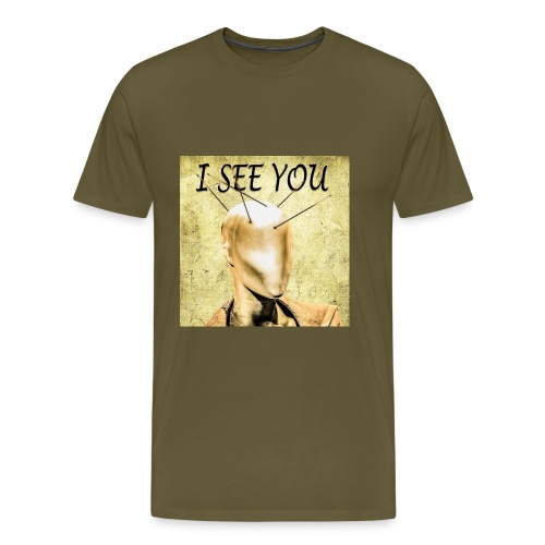 I see you by Shane - Männer Premium T-Shirt