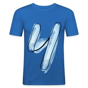 Y - Men's Slim Fit T-Shirt